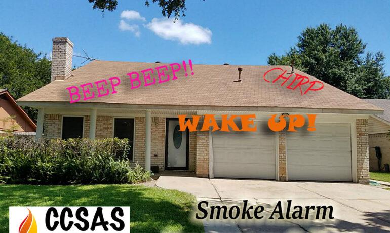 Smoke Alarm Emergency Callouts